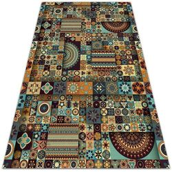 Tarasowy dywan zewnętrzny Tarasowy dywan zewnętrzny Mieszanina kafelek