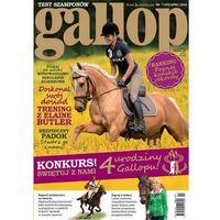 Miesięcznik GALLOP - nr 49 lipiec 2016, pozycja z kategorii Czasopisma