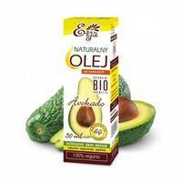 Olej Awokado BIO 50ml 100% Naturalny Etja, 3E82-70337