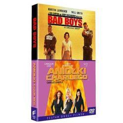 Bad Boys + Aniołki Charliego (DVD) - Michael Bay, McG z kategorii Sensacyjne, kryminalne