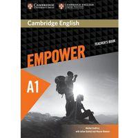 Empower Starter. Książka Nauczyciela (9781107466098)