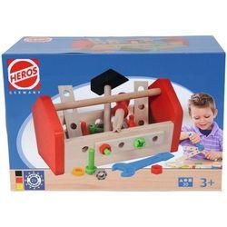 Zabawka HEROS Skrzynka z Narzędziami z kategorii skrzynki i walizki narzędziowe