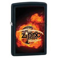 Zapalniczka ZIPPO Motor Sport, Black Matte (Z28335) z kategorii Zapalniczki