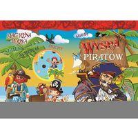 Magiczna teczka. Wyspa piratów (9788377403723)