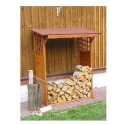 Drewutnia Rojaplast drewniana - z kategorii- pozostałe poza domem