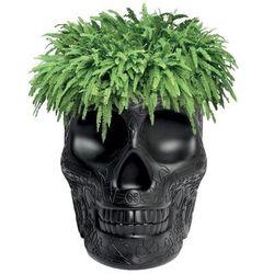 Qeeboo mexico planter czarny 70007bl