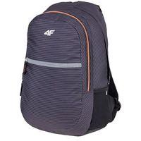 Plecak sportowy PCU002 4F - Czarny - czarny