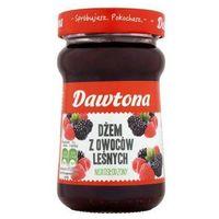 Dżem z owoców leśnych niskosłodzony 280 g Dawtona