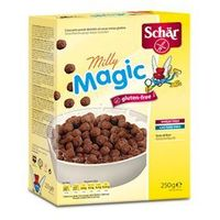 Milly Magic 1-2-3 Bezglutenowe Chrupki Kakaowe 250g Schar