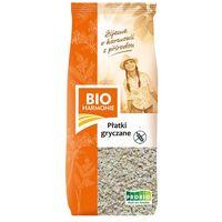 Płatki gryczane bio bezglutenowe 250g bio harmonie wyprodukowany przez Pro-bio