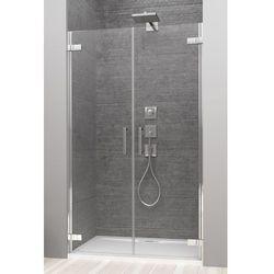 Radaway Arta DWD - drzwi wnękowe 45 cm PRAWE 386031-03-01R z kategorii Drzwi prysznicowe