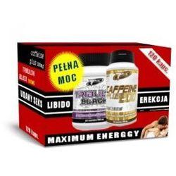 Menbooster MAXX - potężna dawka enegii seksualnej, 120 kaps.