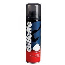 Gillette Shave Foam Classic 300ml M Pianka do golenia - produkt z kategorii- Pianki do golenia