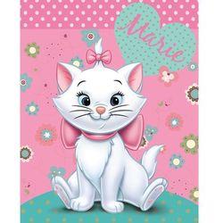 Jerry fabrics Koc dziecięcy marie cat, 120 x 150 cm,