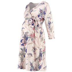 MAMALICIOUS MLRINSE Sukienka letnia pastel parchment