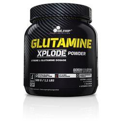 Olimp Glutamine Xplode powder 500g pomarańcza (aminokwasy)