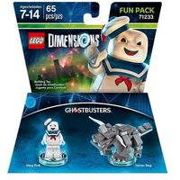 Warner brothers entertainment Lego dimensions fun pack stay puft 71233