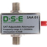 Tłumik kątowy reg. SAT DSE SAA01 5-2400Mhz, SAA01