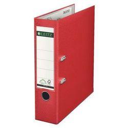 Leitz segregator a4 z mechanizmem 180 stopni 80mm, czerwony