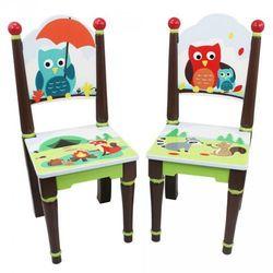 Fantasy fields Zestaw krzeseł