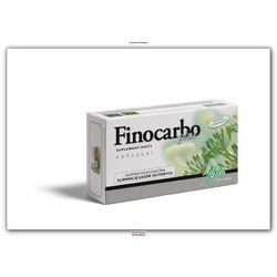 Finocarbo Plus 20 kaps. (lek na wzdęcia)