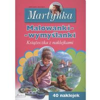 Malowanki Wymyślanki Martynka - Praca zbiorowa (2015)
