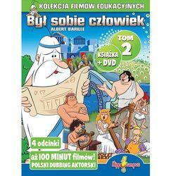 Hippocampus, Był sobie człowiek. Część 2. Książka + DVD z kategorii Filmy animowane