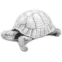 Figura ogrodowa betonowa Żółw 9cm