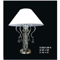 Lampa stołowa (biurkowa) z kryształkami, S 350/1/06 N