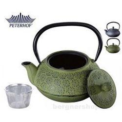 Czajniczek zaparzacz żeliwny  ph-15624 900ml marki Peterhof