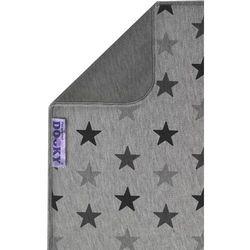 Dwustronny kocyk Dooky - Grey Stars T-XP-126506