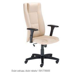 Krzesło obrotowe invitus ii r17j ts07 z mechanizmem tilt marki Nowy styl
