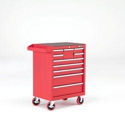 Wózek narzędziowy, 10 szuflad, 960x785x460 mm, 23434