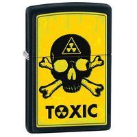 Zapalniczka ZIPPO Toxic, Black Matte (Z28310), kup u jednego z partnerów