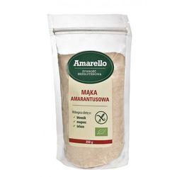 Mąka amarantusowa bezglutenowa bio 350 g -  wyprodukowany przez Amarello