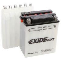 Akumulator motocyklowy  yb12al-a2 12ah 165a marki Exide