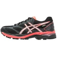 ASICS GELPULSE 8 GTX Obuwie do biegania treningowe black/silver/flash coral