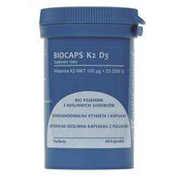 BIOCAPS K2 + D3 60k Formeds