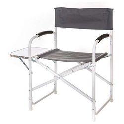 krzesło składane ze składanym stolikiem lery 50 x 55 x 45/80 cm marki Happy green