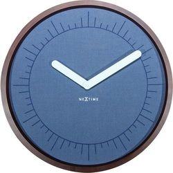 :: zegar ścienny calmest Ø 50 cm marki Nextime