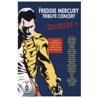 The Freddie Mercury Tribute Concert, 3 DVDs