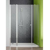 Radaway Eos II DWJS drzwi wnękowe ze ściankami bocznymi 120 cm 3799454-01R prawe