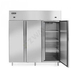 Szafa chłodniczo - mroźnicza 3-drzwiowa 890+420l marki Hendi