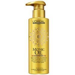 L'Oreal MYTHIC OIL CONDITIONER Nawilżająca odżywka nabłyszczająca do każdego rodzaju włosów (190 ML) - produkt z kategorii- odżywianie włosów