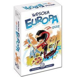 Dookoła świata Wesoła Europa, towar z kategorii: Gry planszowe