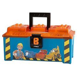 Skrzynka z narzędziami Bob Budowniczy - Mattel z kategorii skrzynki i walizki narzędziowe