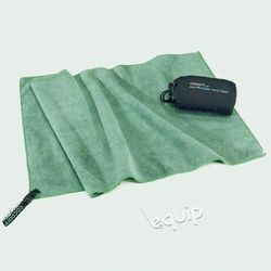 Ręcznik szybkoschnący Cocoon Terry Towel Light M - Bamboo Green