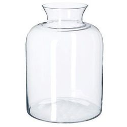 wazon szklany sage 35cm, 35 cm marki Dekoria