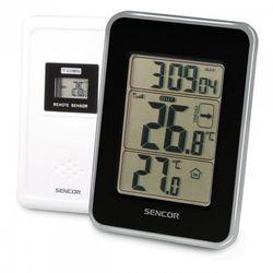 Sencor bezprzewodowy termometr sws 25 bs