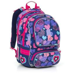 Topgal Plecak szkolny  chi 804 h - pink